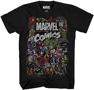 Men's Comics Crew T-Shirt
