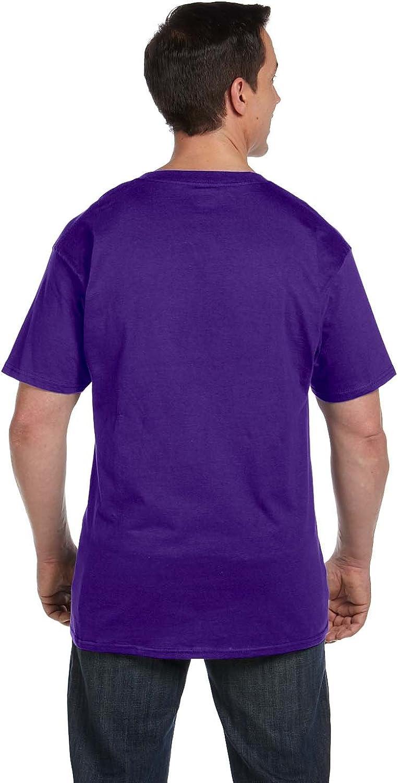 Hanes Hanes Hanes Beefy Erwachsene Pocket T-Shirt  3b060a