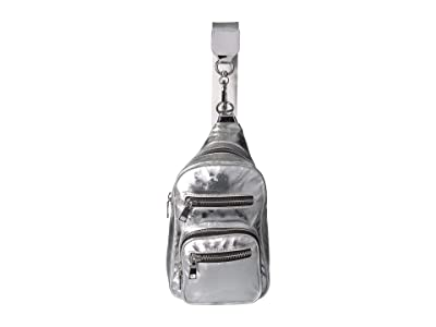 Steve Madden Birving (Silver) Backpack Bags