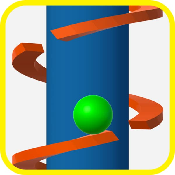 Spiral Road Jump Ball
