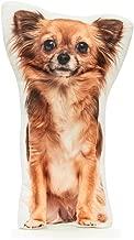 Cushion Co - Chihuahua Long Haired Shaped Pillow 16 x 12