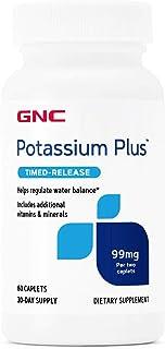 GNC Potassium Plus 99 mg