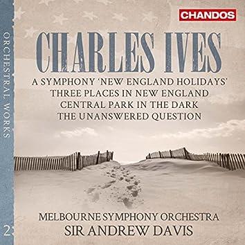 Ives: Orchestral Works, Vol. 2
