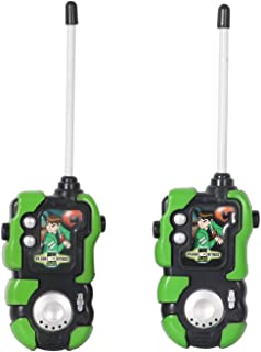 Huang Cheng Toys Alien Force Kids Handheld Walkie-Talkie Pack of 2 Communication Toy