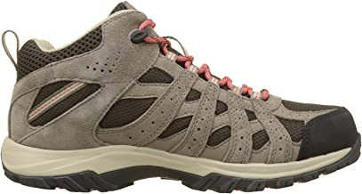 Columbia Canyon Point Mid, Zapatos Impermeables de Senderismo para Mujer