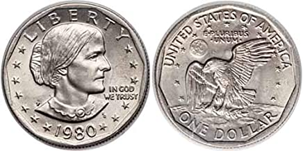 Best uncirculated susan b anthony dollar Reviews
