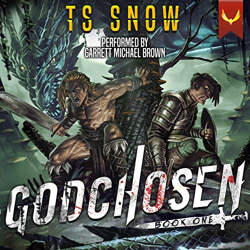 Godchosen Audiobook By TS Snow cover art