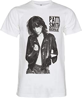 TopFusion Patti Smith Rockpalast Rock Music Unisex T-Shirt