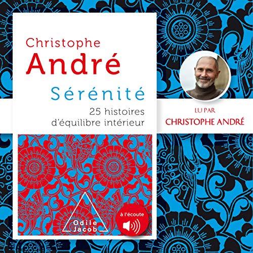 Sérénité audiobook cover art