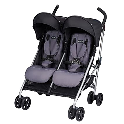 Evenflo Minno Twin Double Stroller - Best quality