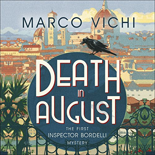 Death in August cover art