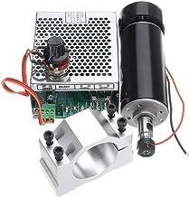 ER11 CHUCK CNC 500W Spilmotor met 52 mmklemmen en voedingssnelheid Governor