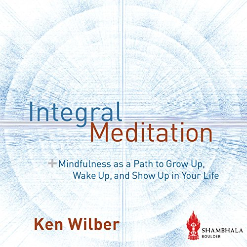 Integral Meditation cover art