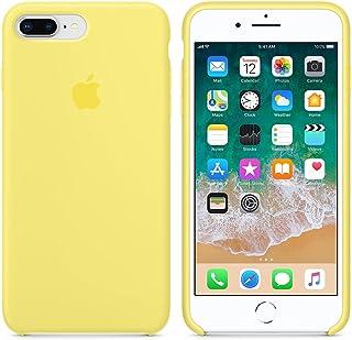 5069f5d0b1d Funda para iPhone 7Plus/8Plus Carcasa Silicona Suave Colores del Caramelo  con Superfino Pelusa Forro