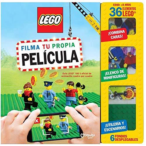 LEGO - Filma tu propia película (INFANTIL-JUVENIL)