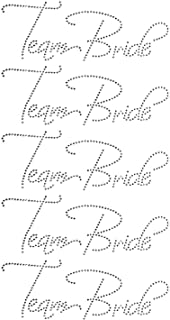 Best bridal party iron on Reviews