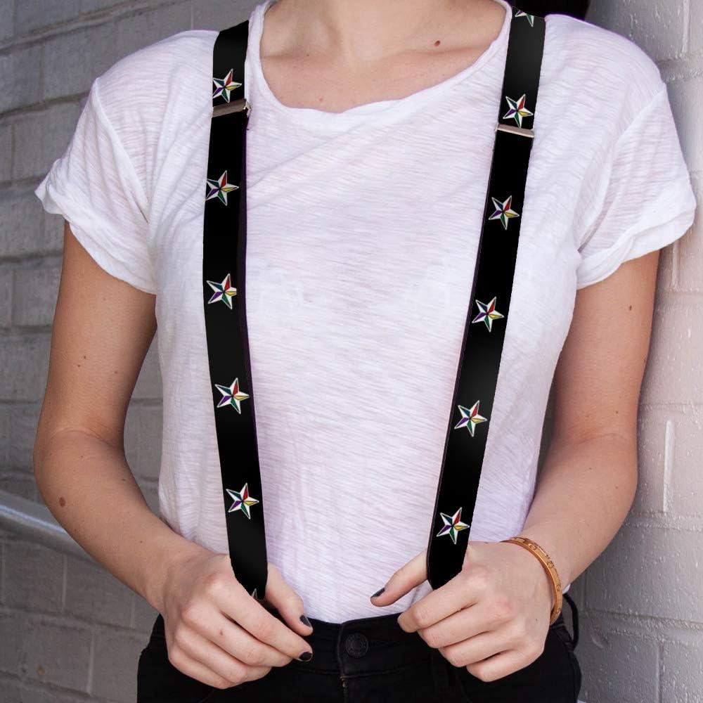 Buckle-Down Suspender - Nautical Star