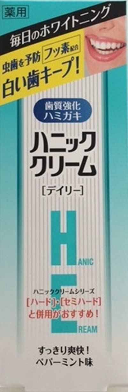 変更可能従順ピースハニッククリーム 薬用デイリーユース90g