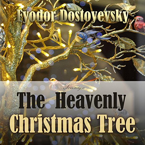 The Heavenly Christmas Tree audiobook cover art