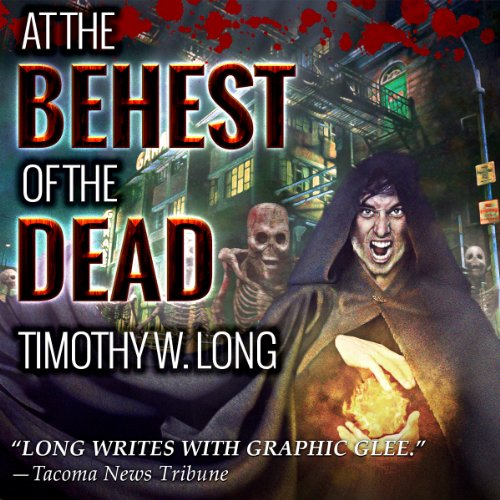 At the Behest of the Dead audiobook cover art