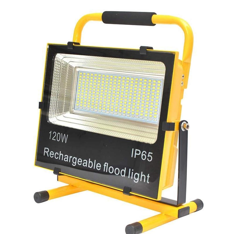 キリン討論概念SAILUN LED投光器 120W 多機能 充電式 作業灯 SOSモード付 防災 緊急点滅信号灯 ポータブル投光器