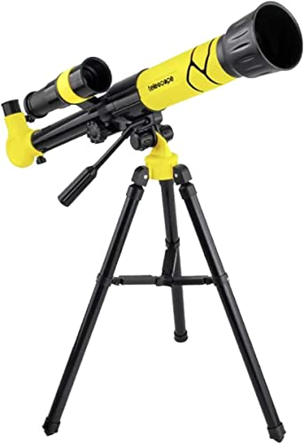discount OPTIMISTIC Astronomical Telescope with Adjustable Tripod discount for Kids Adults Beginners Portable Refractor Telescope, 300mm Focal Length with 20x-40x 2021 Adjustable Eyepiece sale