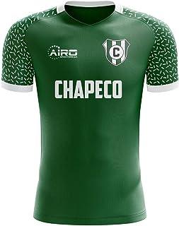 Airosportswear 2019-2020 Chapecoense Home Concept Football Soccer T-Shirt Jersey - Baby