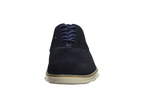 Wing Suede Zerogrand Tide Ivory Haan Blue Cole Tahitian Marine Ox Suede AFEI1Tq