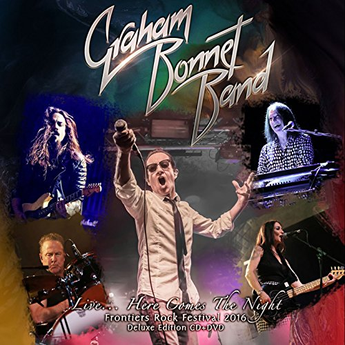 Live...Here Comes The Night (CD+DVD Digipak)