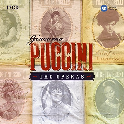 The Operas (Box17Cd)