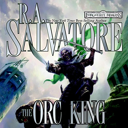 The Orc King audiobook cover art