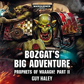 Bozgat's Big Adventure cover art