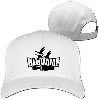 Blow Me Hunter Bird Call Trucker Caps For Womens