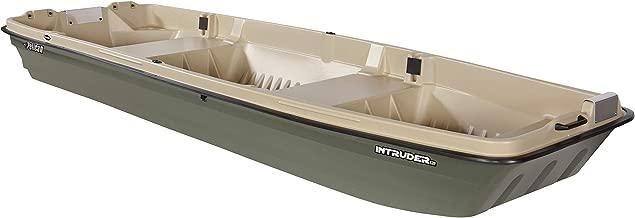 Pelican - Boat Intruder 12 - Jon Fishing Boat - 12 ft. - Great for Hunting/Fishing