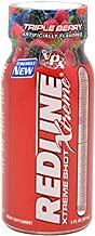 Redline Xtreme Shot - Ultimate RTD Energy Rush Triple Berry 24 bottles (3oz)