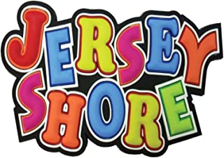 Magnet - Jersey Shore Souvenir and Gift Colorful Refrigerator Magnet - New Jersey Gift