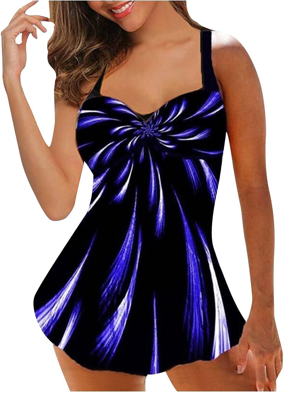 YHAIOGS Womens Bikini Swimsuits Women's Split Tankini Large Fresno Mall Long Beach Mall Prin