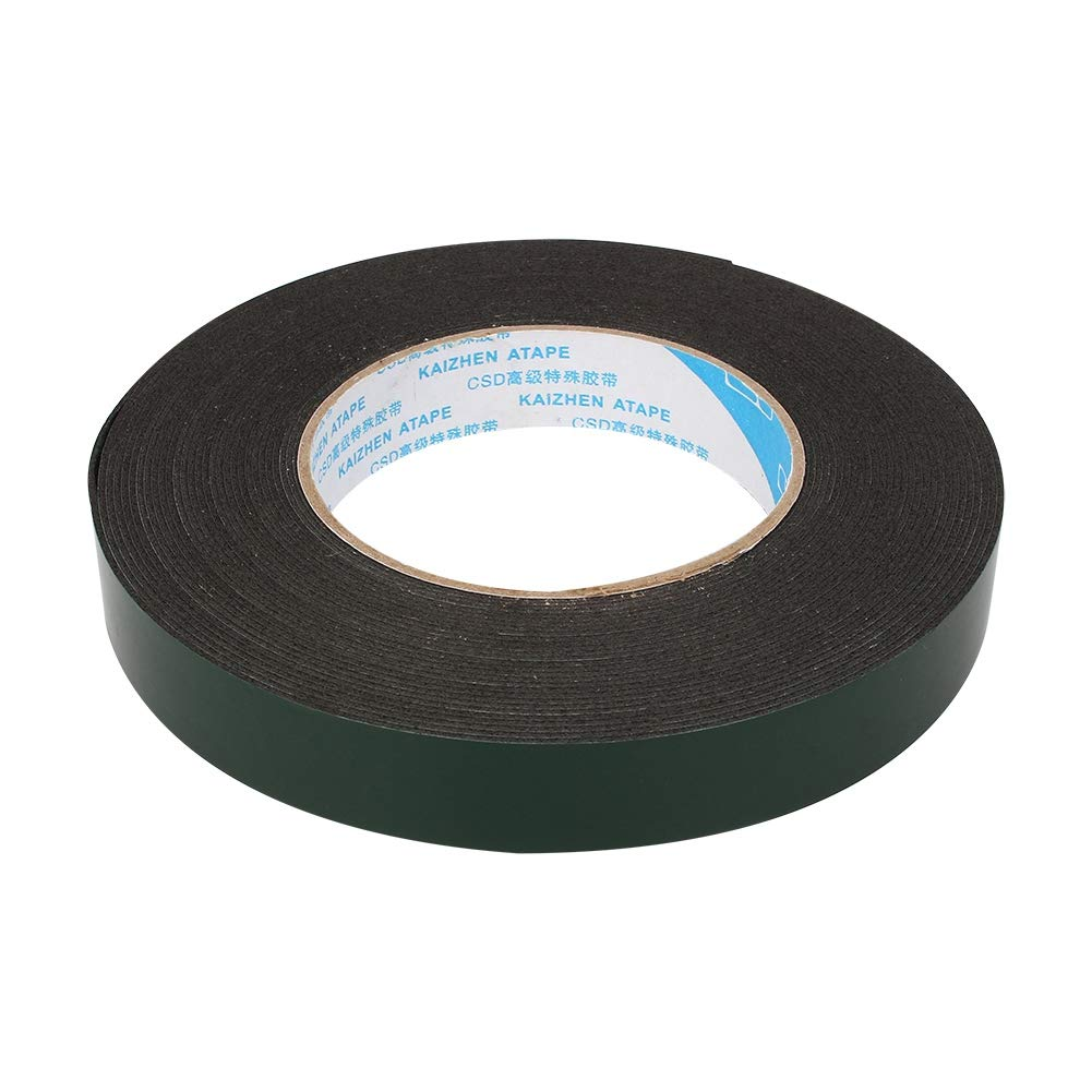 Akozon Latest item Foam Adhesive Tape 10m Double W Sponge Sided outlet Strong Super