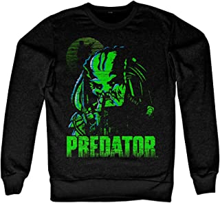 Officially Licensed Predator Sweatshirt (Black)