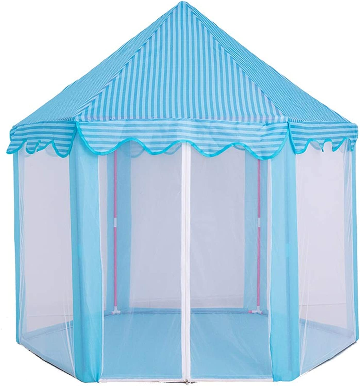CJXin Innenspielhaus, Metall Rod Mosquito Schloss Spielzeug Zimmer Split Bett Artefakt Kind Zelt Geburtstagsgeschenk 140  70  135 cm Kinderzelt