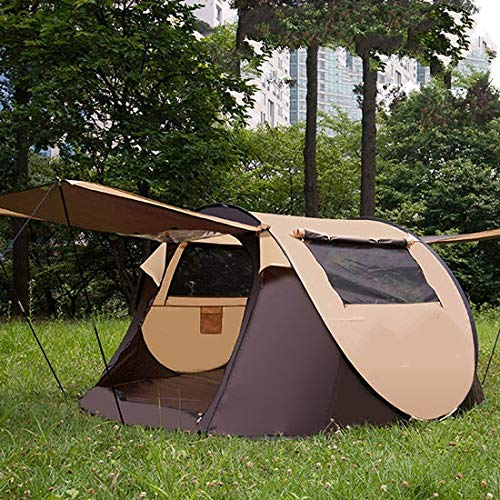 YVUYVJH 2018 de Nieuwe automatische tent buiten camping tenten gratis camping tenten 4~5 mensen pop-up buiten reistenten