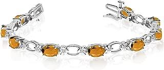 Best citrine diamond bracelet Reviews