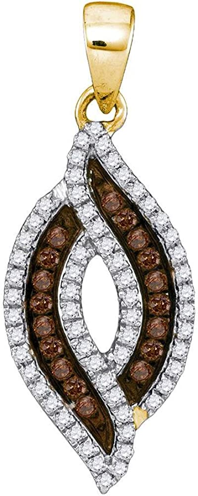 Sonia Jewels 10K Yellow Gold Prong Brown White Max 73% OFF M Chocolate Year-end annual account Set