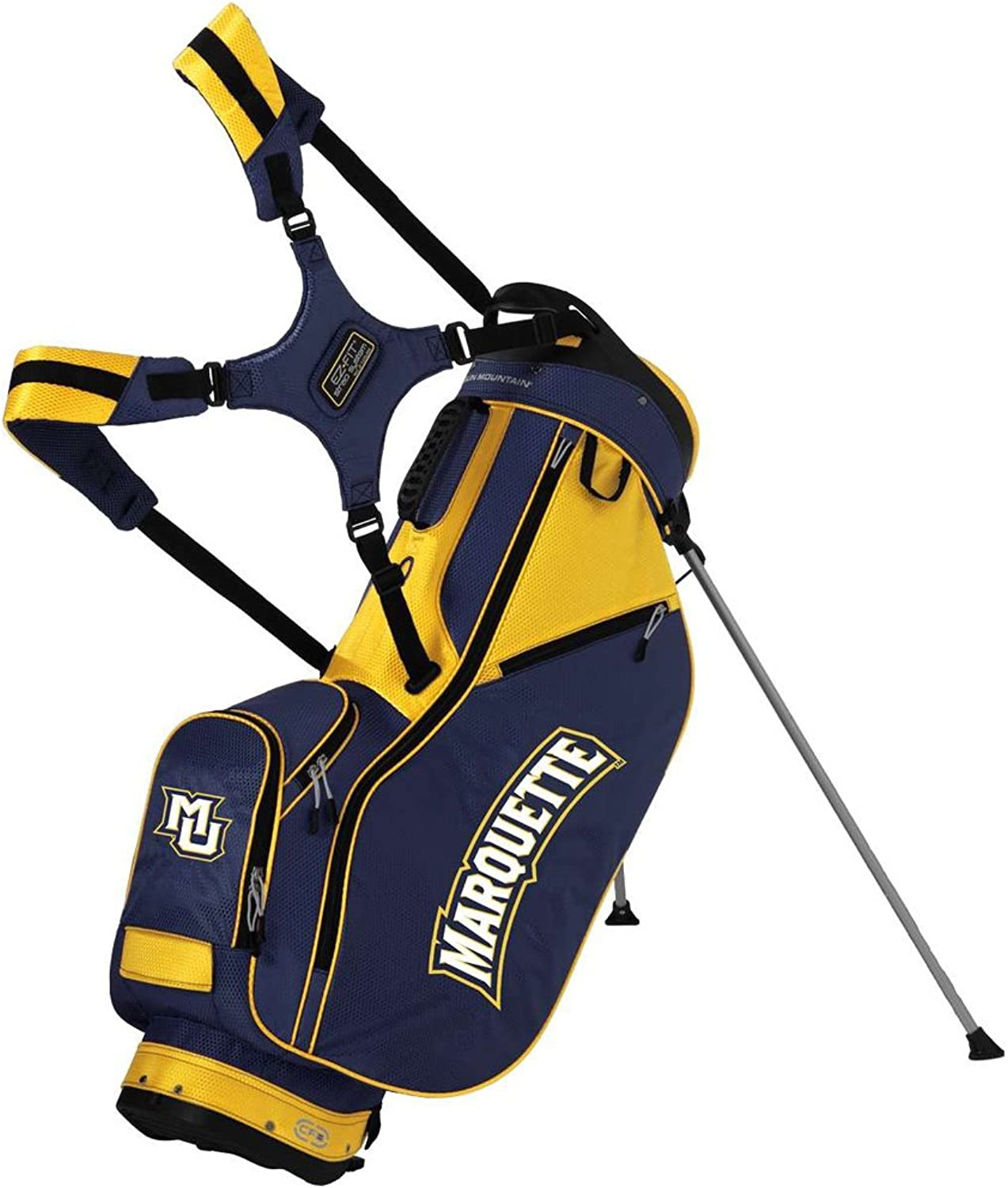 Sun Mountain NCAA College Licensed Stand Bag Marquette