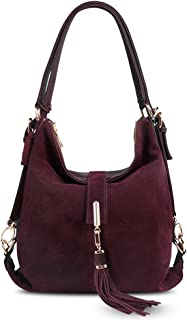 Best suede leather bag Reviews