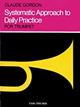 O4702 - Systematic Approach to Daily Practice - Trumpet