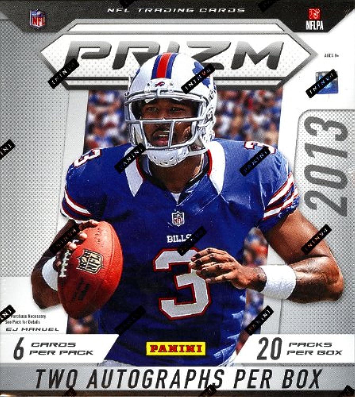 liquidación hasta el 70% NFL NFL NFL 2013 Panini Prizm Football Hobby Box by Panini  despacho de tienda