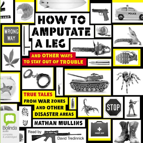 How to Amputate a Leg and Other Ways to Stay Out of Trouble audiobook cover art