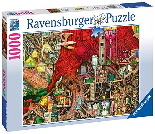 Ravensburger Italy 19644 9 Mondo nascosto: Colin Thompson, Puzzle 1000 pezzi