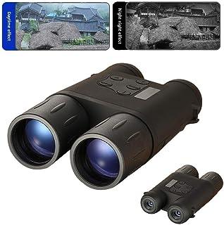 BANANAJOY Night Vision, 5ta generación CCD Tecnología de Alta definición binoculares de visión Nocturna Dispositivo Telescopio Digital de Turismo Alta definición